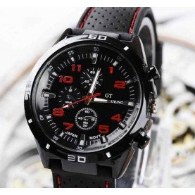 Top Luxury Brand Fashion Military Quartz Watch Men Sports Wrist Watches Hour male Clock male 8O75